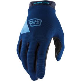 100% Ridecamp Gloves navy